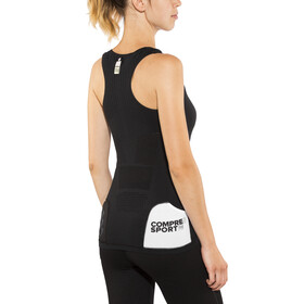 Compressport TR3 Triathlon Tank Top Women Ironman Edition Smart Black